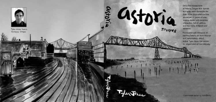 Astoria 6X9 Cover
