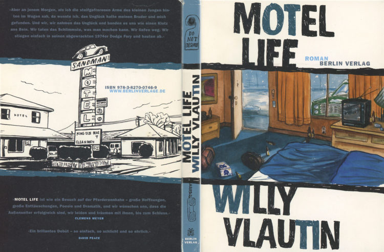Motel Life Cover German