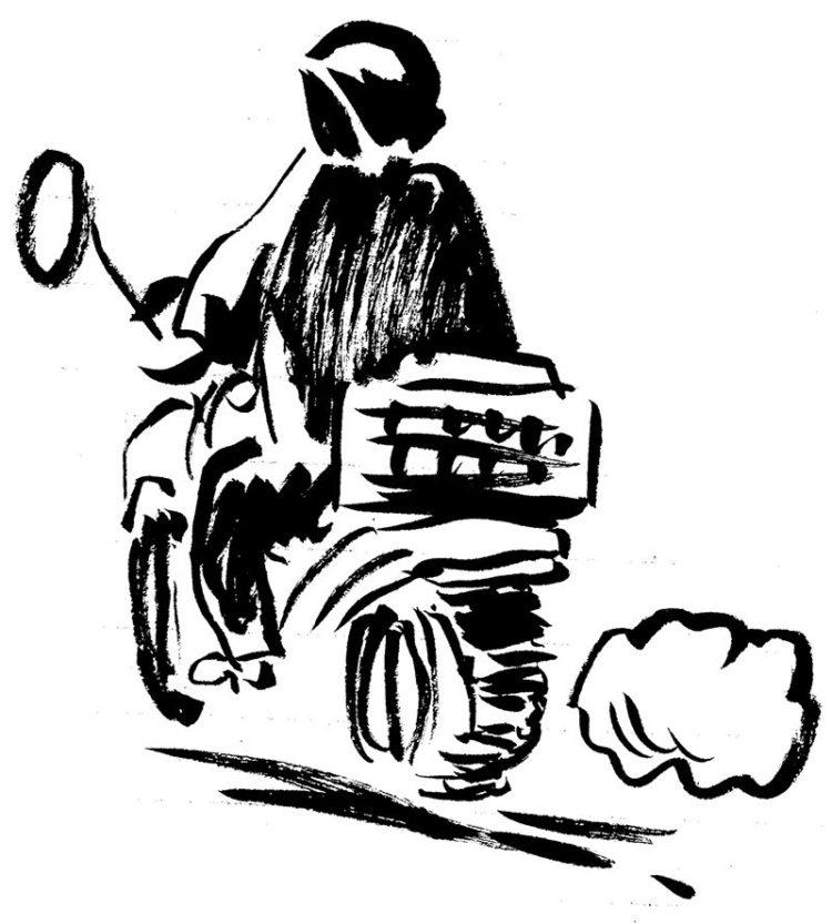 Korea Scooter