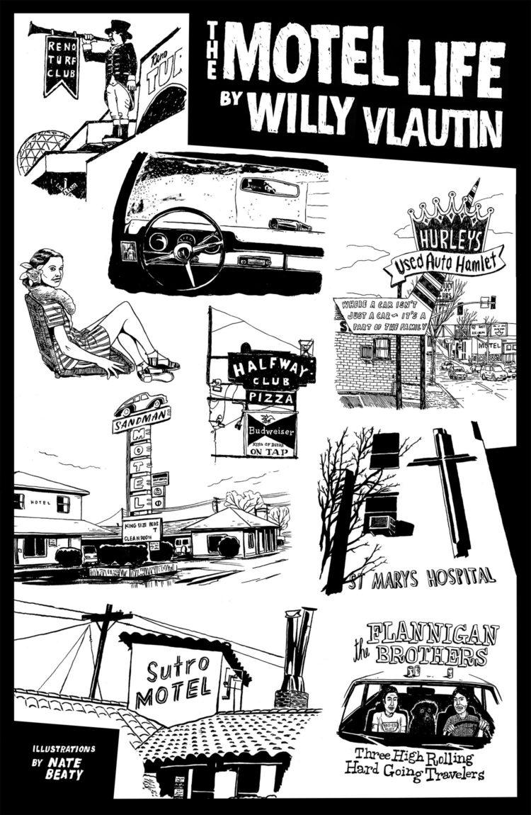 Motel Life Poster 2016